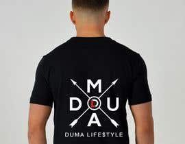 """#42 cho """"DUMA"""" bullet clothing design bởi hossaingpix"""