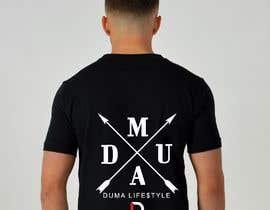 """#46 cho """"DUMA"""" bullet clothing design bởi hossaingpix"""