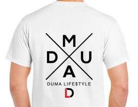 """#69 cho """"DUMA"""" bullet clothing design bởi hossaingpix"""