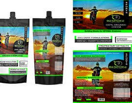 #18 para Bespoke Nutrition  Label Packaging Design por neharasheed876