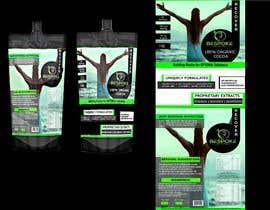 #19 para Bespoke Nutrition  Label Packaging Design por neharasheed876