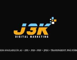 Nro 112 kilpailuun J3K Digital Marketing käyttäjältä TrezaCh2010
