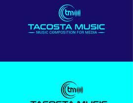 presti81 tarafından Creación de logo corporativo, empresa de servicios/producción musical, en inglés. için no 51