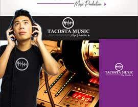 nataliajaime tarafından Creación de logo corporativo, empresa de servicios/producción musical, en inglés. için no 41