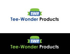 #5 para Logo Design for Tee-Wonder Products por Csonlie