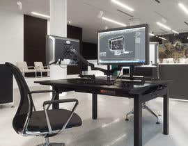 #126 for 3D rendering Office Scenes by khaledbouhedadj4