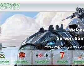 Marinaskyart tarafından Servon Games Flyer için no 6