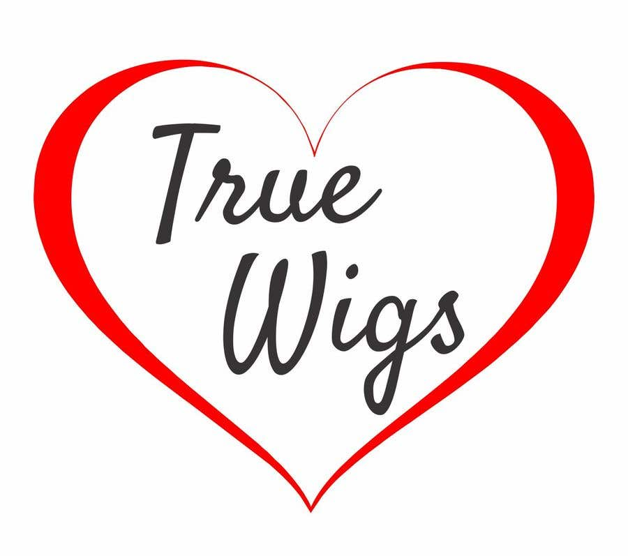 Contest Entry #7 for Wig company logo