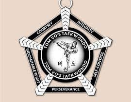 #30 for Martial Art Medals (tournament) af stefaniamar