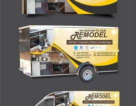 #36 para Vehicle Wrap Design for Kitchen Remodel por sonugraphics01