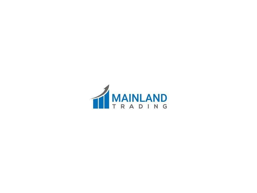 Penyertaan Peraduan #108 untuk Logo for new venture - A commodity trading business
