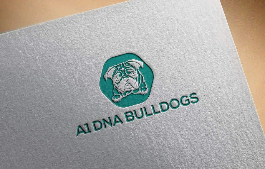 Contest Entry #63 for Logo for French and English bulldog breeder