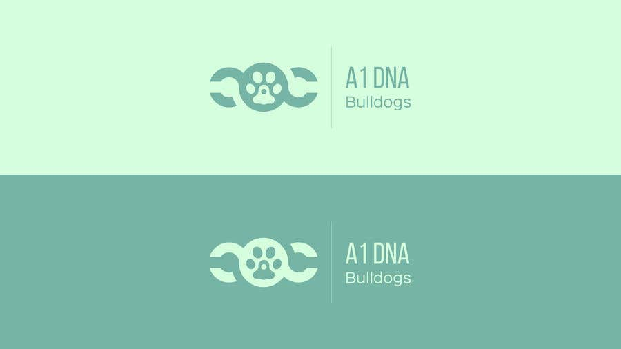 Contest Entry #54 for Logo for French and English bulldog breeder