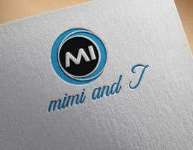 """#55 for Logo for Children's clothing brand.  It is called """"Mimi & I"""" I'd like it to be a fancy/pretty logo af Nebulasit"""