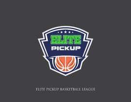 SaritaV tarafından Elite pickup basketball league logo için no 363