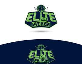 eliartdesigns tarafından Elite pickup basketball league logo için no 168