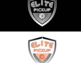 adspot tarafından Elite pickup basketball league logo için no 367
