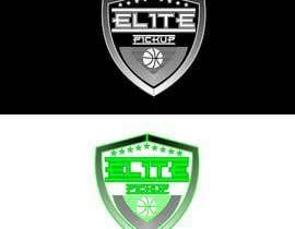 adspot tarafından Elite pickup basketball league logo için no 368
