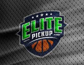 roman230005 tarafından Elite pickup basketball league logo için no 247