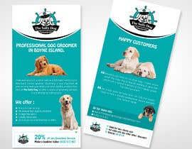#85 για Design a Flyer for dog grooming business από moslehu13
