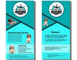 #78 για Design a Flyer for dog grooming business από PixelDesign24