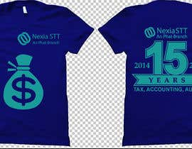 Nro 34 kilpailuun Design T-shirt both side käyttäjältä voltes098