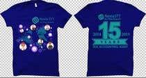 Graphic Design Конкурсная работа №57 для Design T-shirt both side