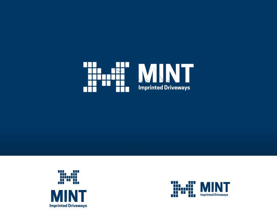 Contest Entry #19 for LOGO for imprinted concrete driveways business
