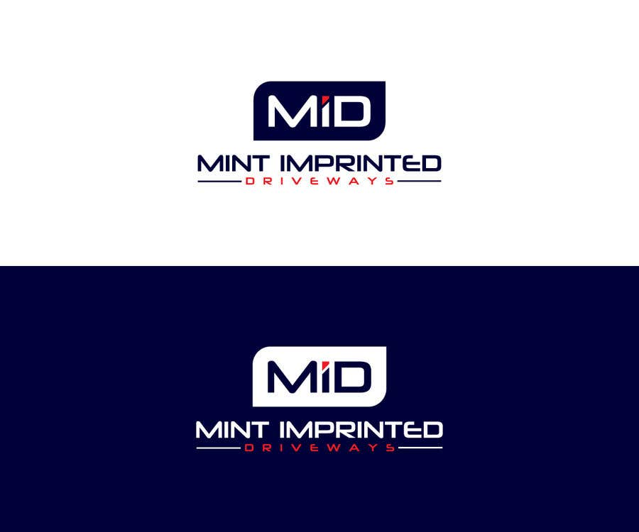 Contest Entry #161 for LOGO for imprinted concrete driveways business