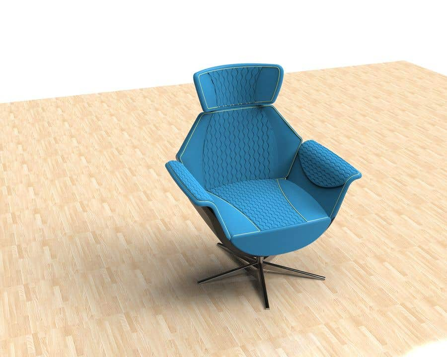 Contest Entry #36 for Product Design - Electric Armchair