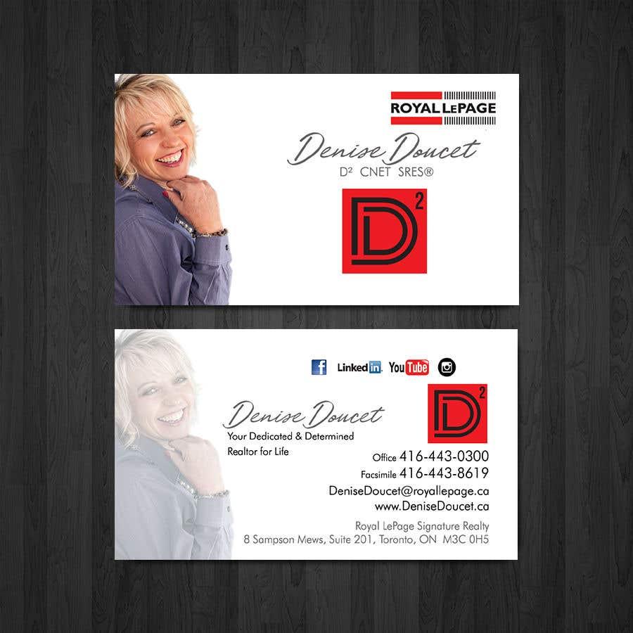 Konkurrenceindlæg #62 for Business Card & Logo re-design