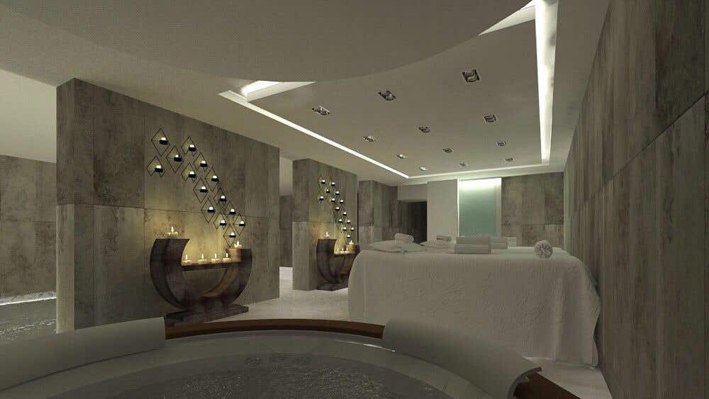 Конкурсная заявка №42 для 3D rendering for a Hotel's SPA
