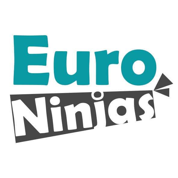 Contest Entry #87 for Design Euro Ninjas Logo