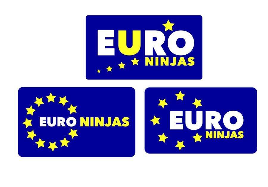 Contest Entry #218 for Design Euro Ninjas Logo