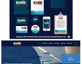 #228 for Design Euro Ninjas Logo by rashed501