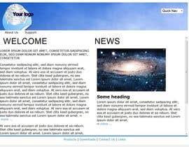 #15 untuk Creative Landing Page Design oleh dholrofiq