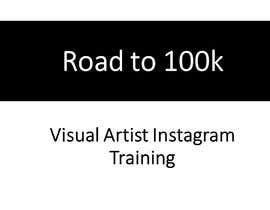 #33 para Powerpoint Presentation for Artist using Instagram for growth por rachelmconnor