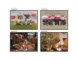 #23 for Christmas cards with comical mischievous boxer puppies . by shakilchandni87