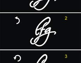 #90 cho Cool design for initials bởi slcreation
