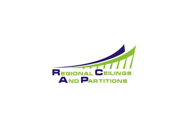 Konkurrenceindlæg #                                        25                                      for                                         Logo Design for Regional Ceilings and Partitions