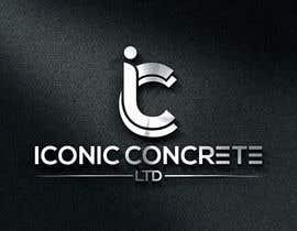 mohammadali008 tarafından ICONI CONCRETE LTD. LOGO için no 335