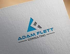 #295 for Design Logo: Adam Flett Consulting af debudey20193669