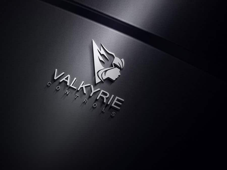 """Konkurrenceindlæg #156 for Need a logo for """"Valkyrie Controls"""""""