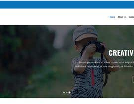 #5 для Redo a single page (bootstrap) on our Website от raseltech