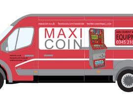 #33 para Design vector artwork for new vehicle signage por martarbalina