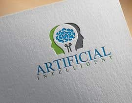 nº 443 pour Logo and Stationaries for IT company Called Artificil Intelligent par rahulsheikh