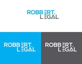#60 for Fresh logo for legal consulting (Robbert.Legal) af hrshawon1