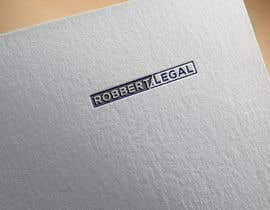 #168 for Fresh logo for legal consulting (Robbert.Legal) af gridheart