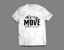 nº 159 pour Build a T-Shirt design for a growing movement par RibonEliass