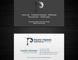 #113 for Designing a sophisticated business card af Designopinion